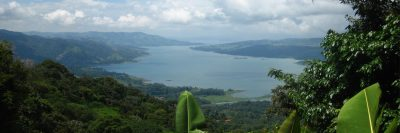 View of Nearby Lake Arenal